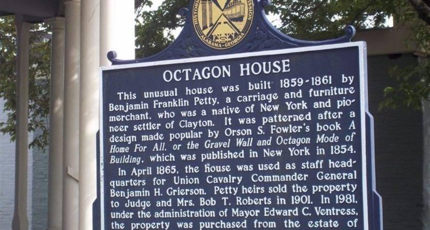 Abandoned Basement Clayton Octagon House Setting Early