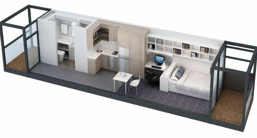 Abc News Compact Living Anu Modular Student Accomodation North