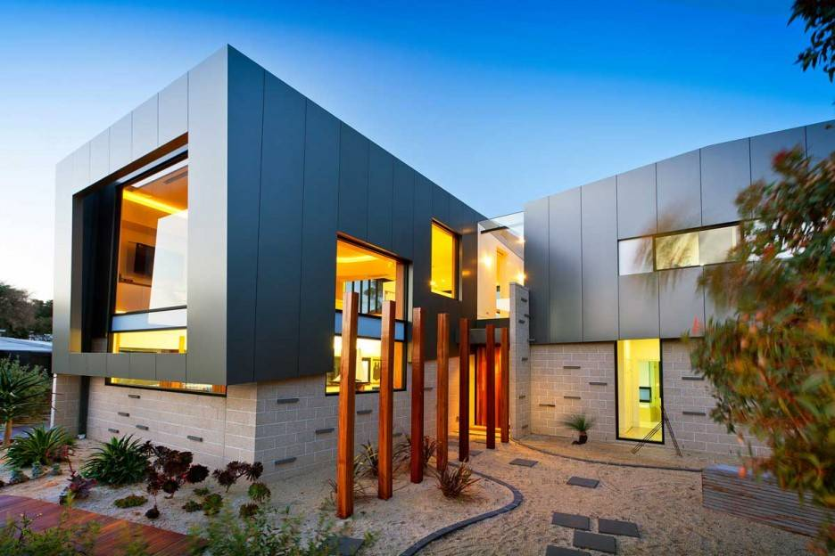 Achitecture Contemporary Manufactured Homes Design