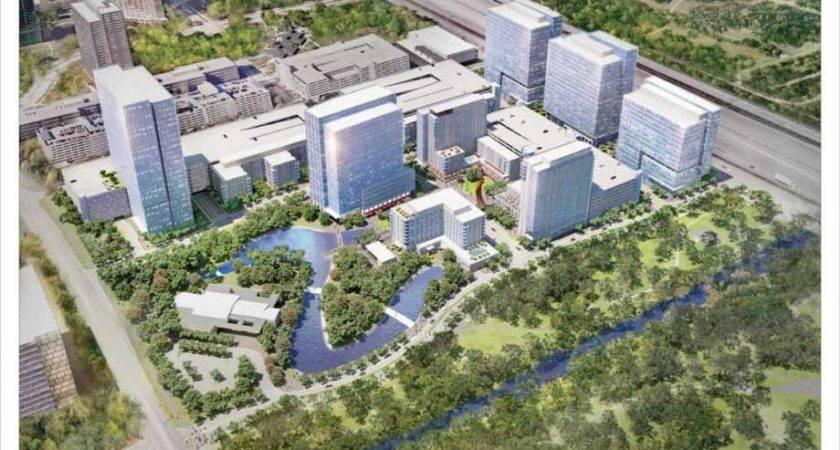 Acre Mixed Development Proposed Heart Houston Energy
