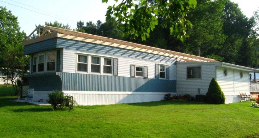 Add Roof Kit Mobile Home Ideas Pinterest