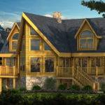 Adirondack Log Home Cabin Plans Southland Homes