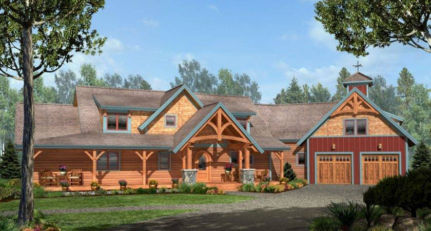 Adirondack Style Homes Plans Floor Designs Woodhouse