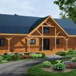Advantages Prefab Wooden Houses Mybktouch