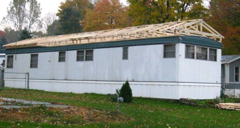 Advantages Roof Over Mobile Homes Llc