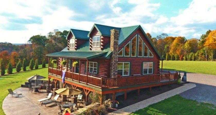Affordable Log Cabins Modular Homes Sale