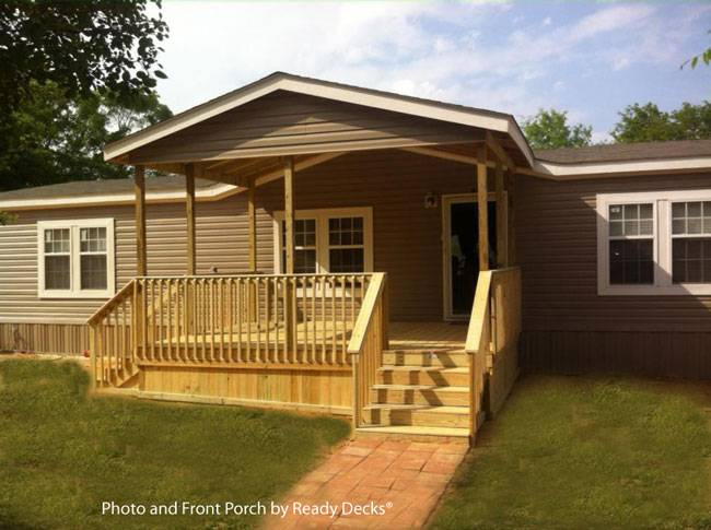 Affordable Porch Design Ideas Designs Mobile Homes
