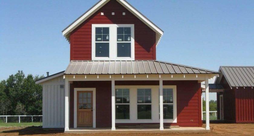Aiken Ridge House Plan Inspirational Red Farmhouse