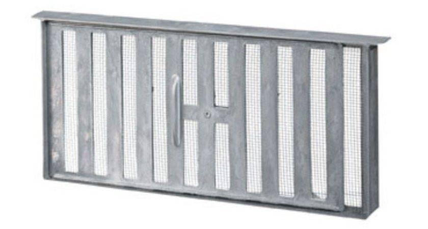 Air Vent Aluminum Foundation Ebay