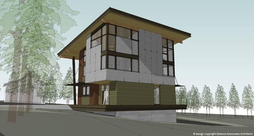 Alaska Prefab Cabin Studio Zerbey