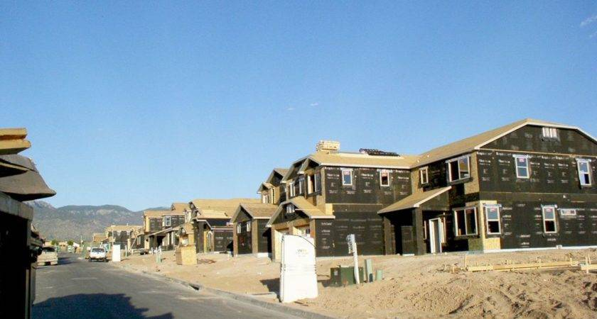 Albuquerque New Home Construction Far Northeast Heights