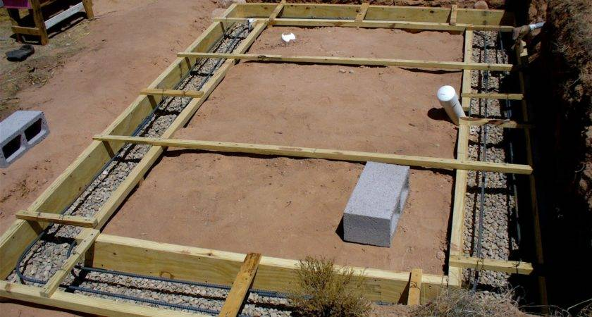 Alt Build Blog Building Well House Rubble Fill Foundation