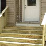 Aluminum Stairs Mobile Homes Ideas