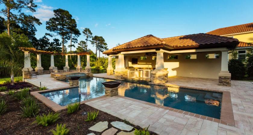 Amazing Pool Cabana Kits Homesfeed