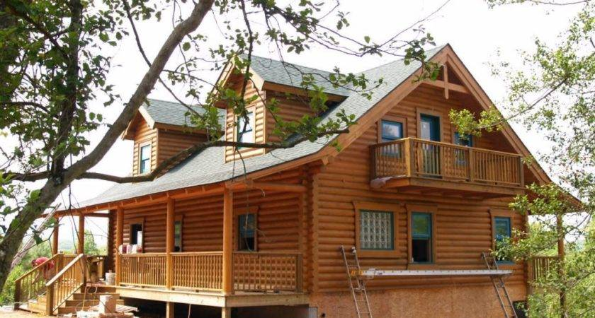 Amazing Small Log Cabins Sale New Home Plans
