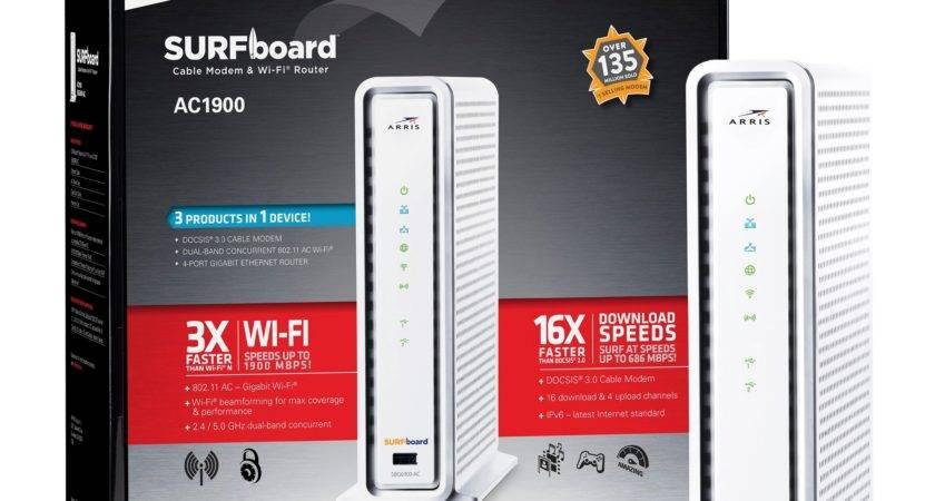 Amazon Arris Surfboard Sbg Docsis Cable Modem