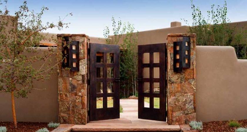 Amenities Include Kiva Fireplaces Antique Wood Doors Hand Troweled