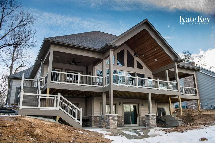 America Select Home Lake Sara Feature Effingham