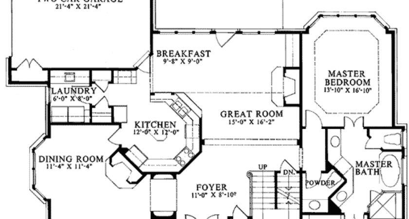 American Classic Architectural Designs House