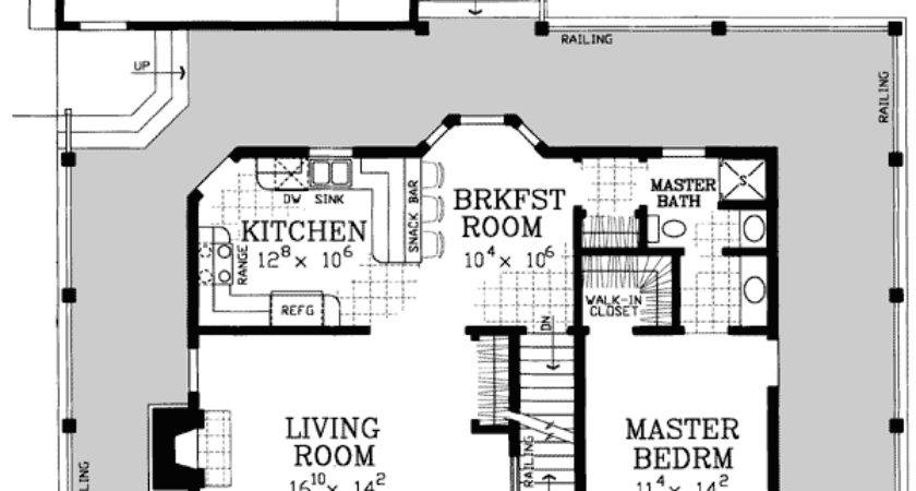 American Classic House Plan Architectural