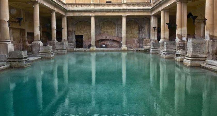 Ancient Roman Baths Thermae Caracalla