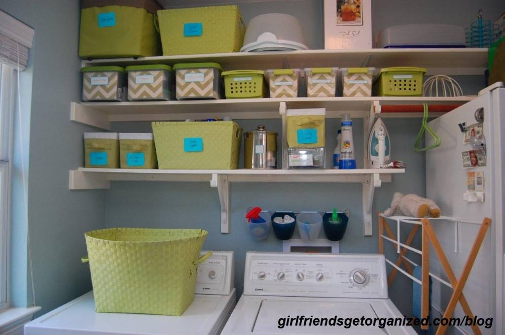 Angela Laundry Room Featured Houselogic