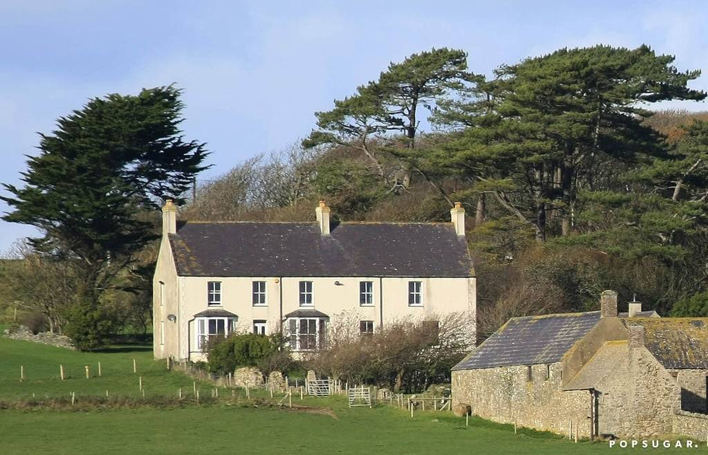 Anglesey Kate Middleton Childhood Homes Popsugar