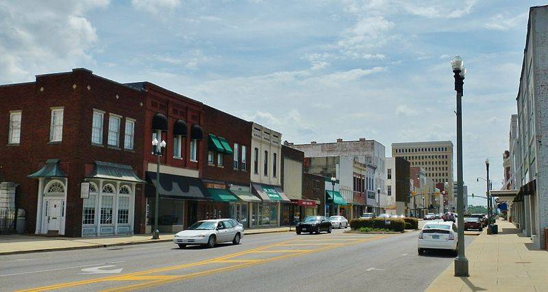 Anniston Alabama Wikimedia Commons
