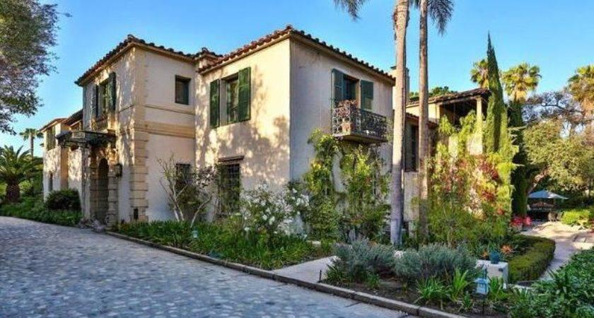 Antonio Banderas Melanie Griffith Sell Longtime Home