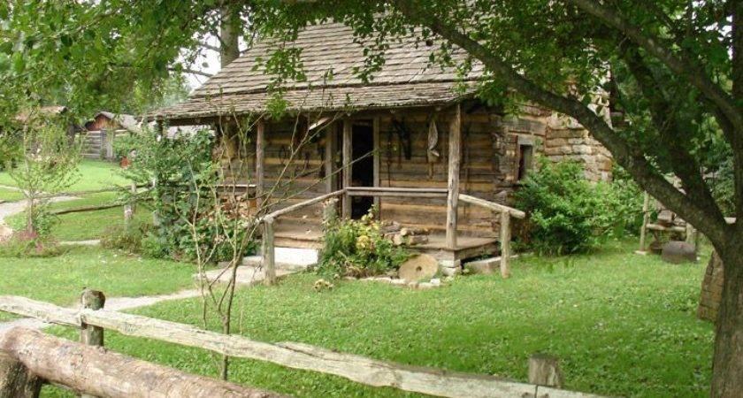 Appalachian Cabin Possum Trot Tennessee Home Mark Twain
