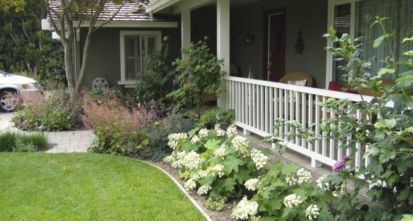 Appealing Landscape Ideas Ranch Style Homes Flowers Erins