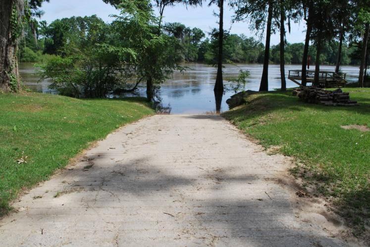 Appling County Georgia Wilson Landing Road Baxley