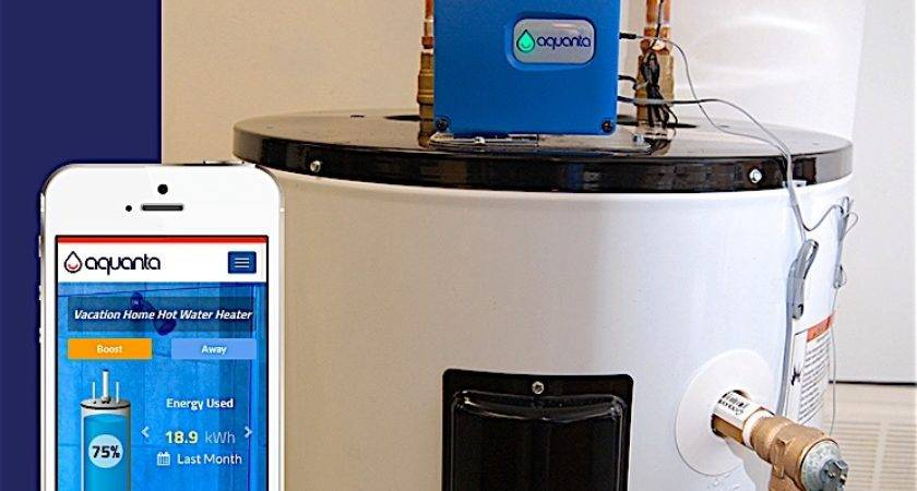 Aquanta Smart Water Heater Controller Not Dumb