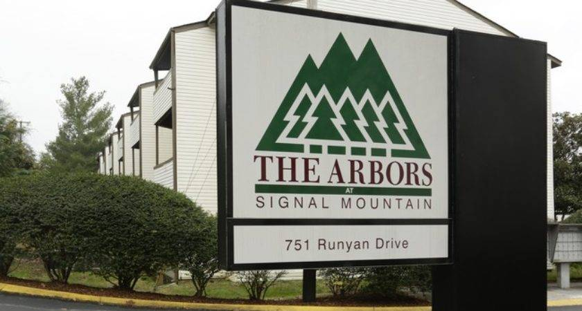 Arbors Signal Mountain Chattanooga Apartment Finder