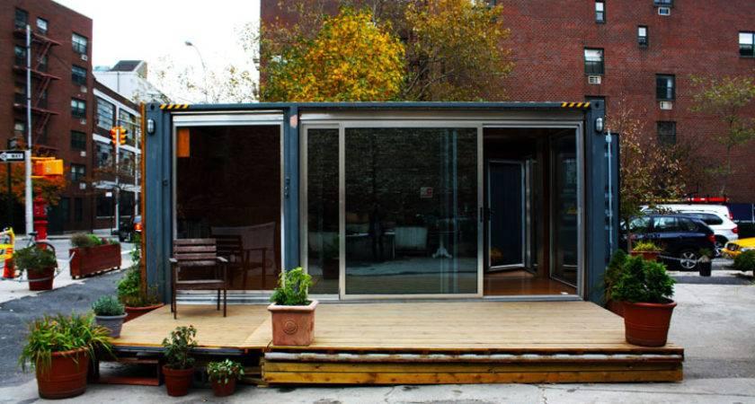 Architecture Green Prefabirctaed Homes Modular