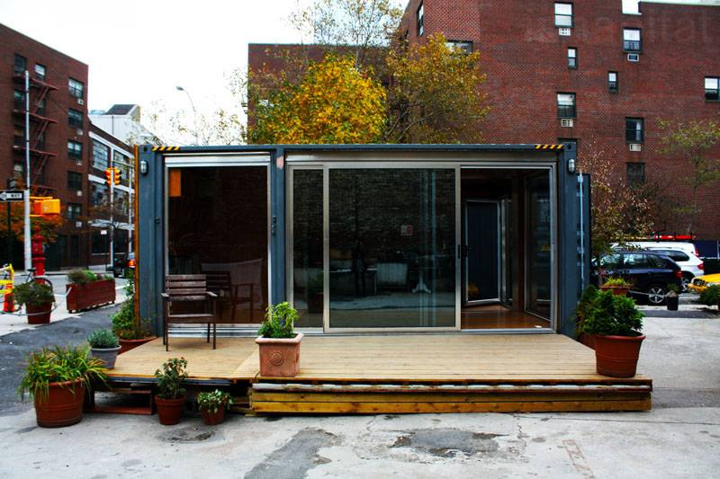Architecture Green Prefabirctaed Homes Modular