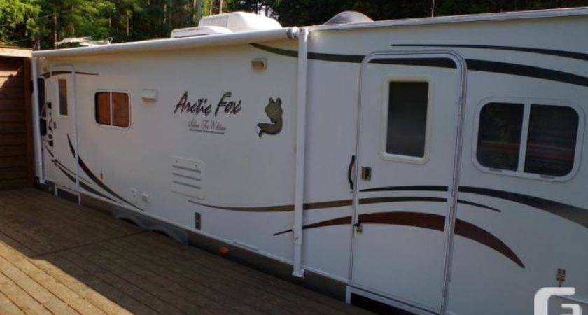 Arctic Fox Travel Trailer Sale