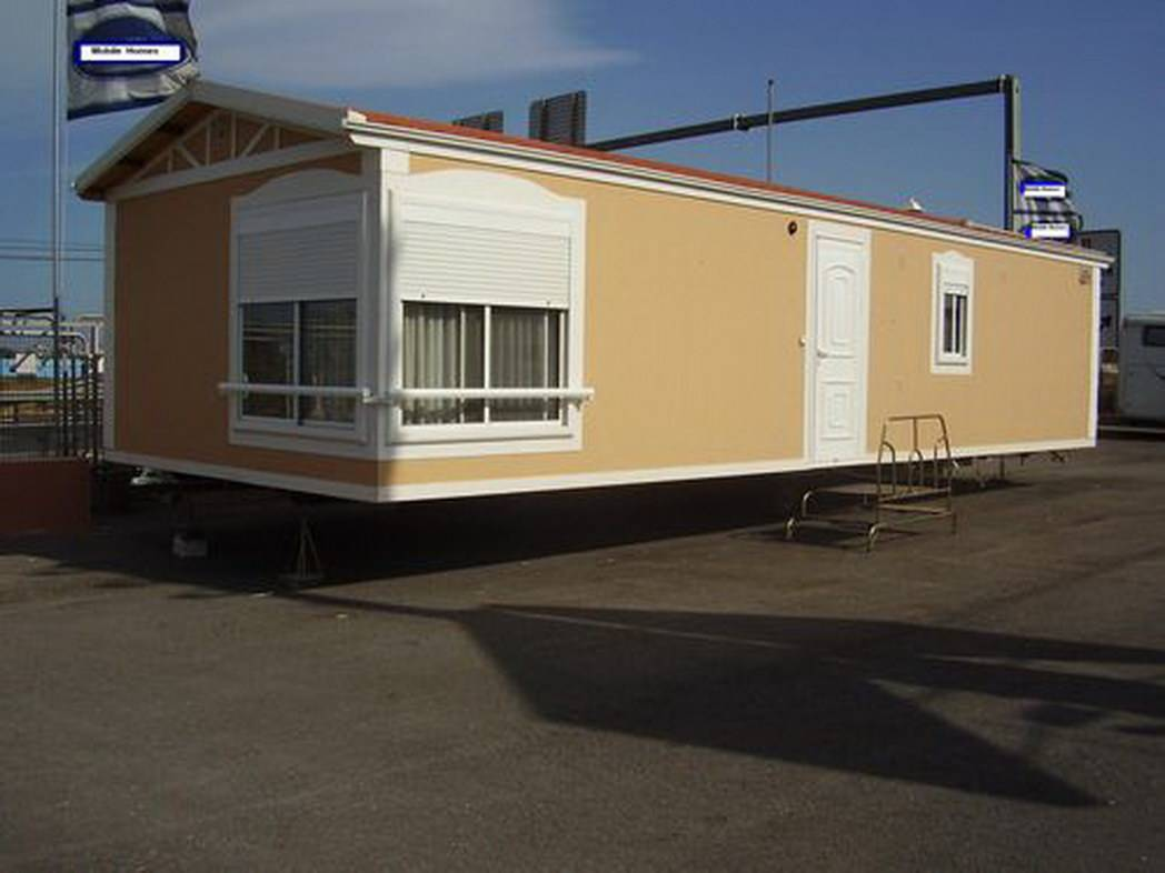 Area Caravan Mobile Home Prestige Model Homes
