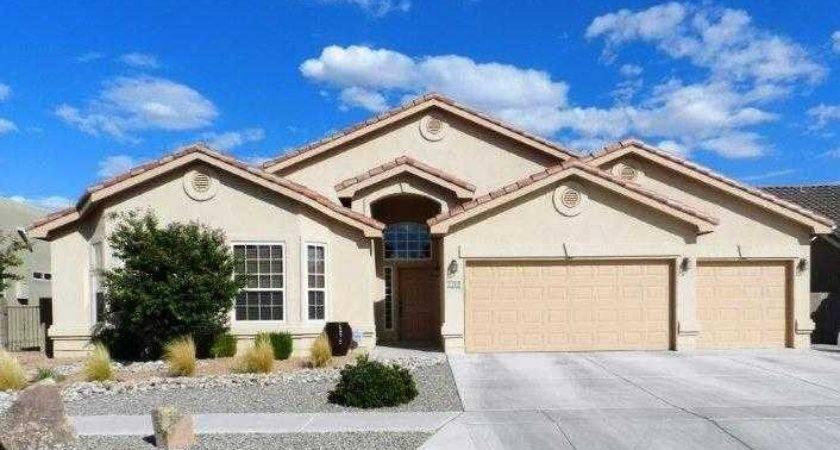 Arroyo Falls Albuquerque New Mexico Foreclosed Home