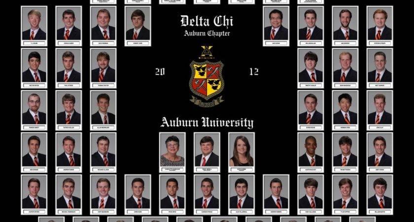 Auburn Delta Chi Members Chapter