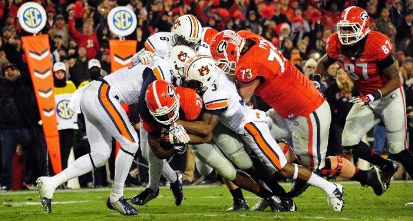 Auburn Football Tigers Photos Espn
