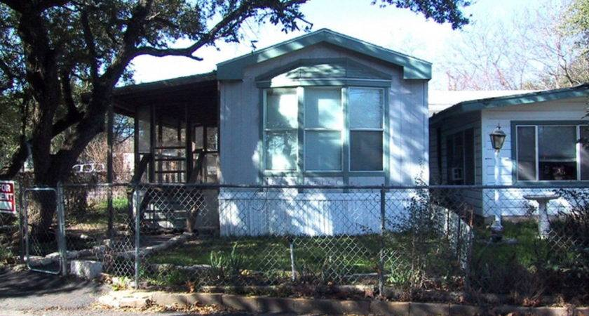 Austin Mobile Home Community Property Homes