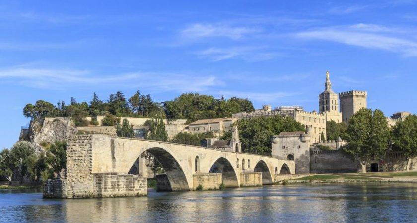 Avignon France Home Two Papal Palaces Discovered