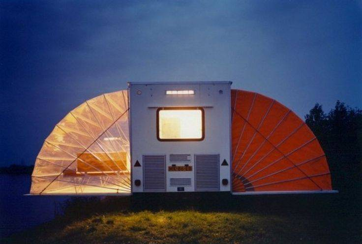 Awesome Mobile Home Camping Pinterest