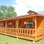 Back Contemporary Modular Log Cabin Kits Designs