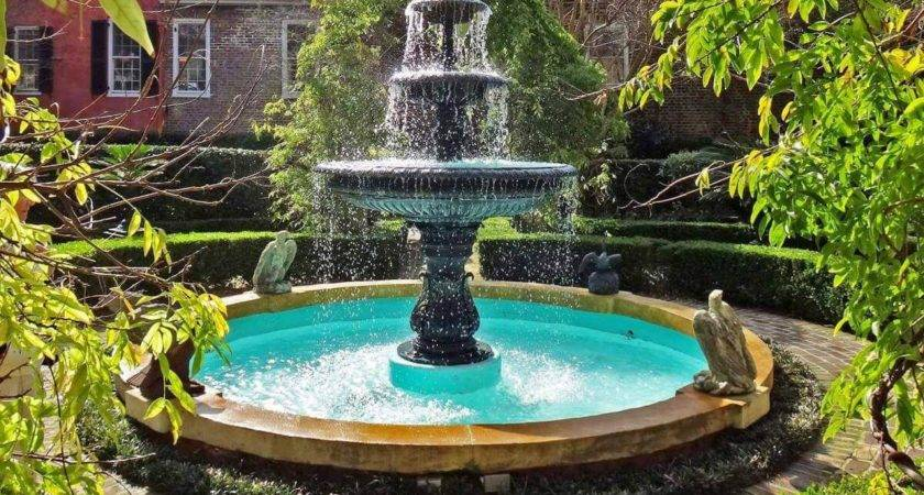 Backyard Fountain Fountains Ideas Walsall
