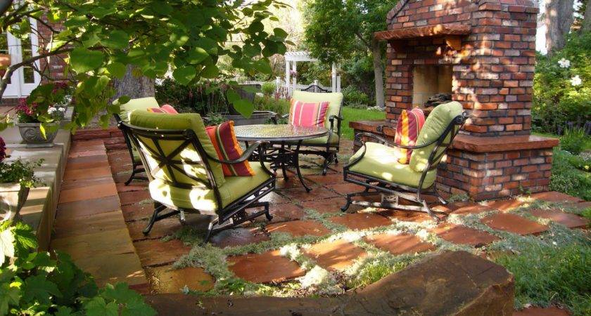 Backyard Patio Ideas Making Outdoor More