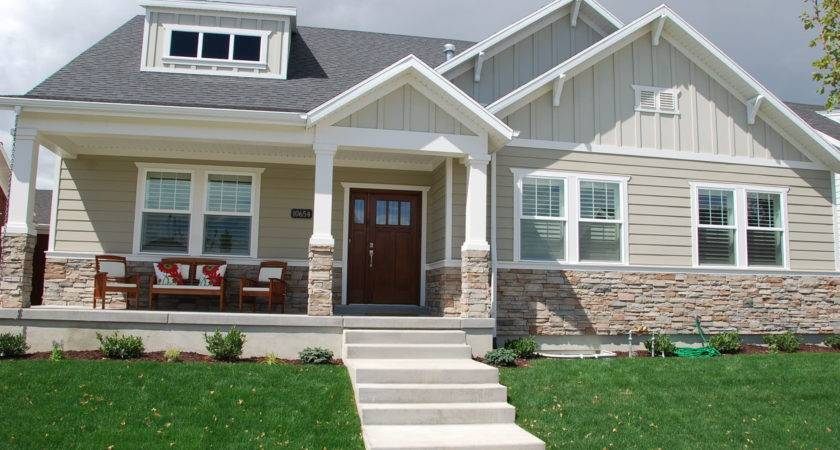 Bangerter Homes Lake House