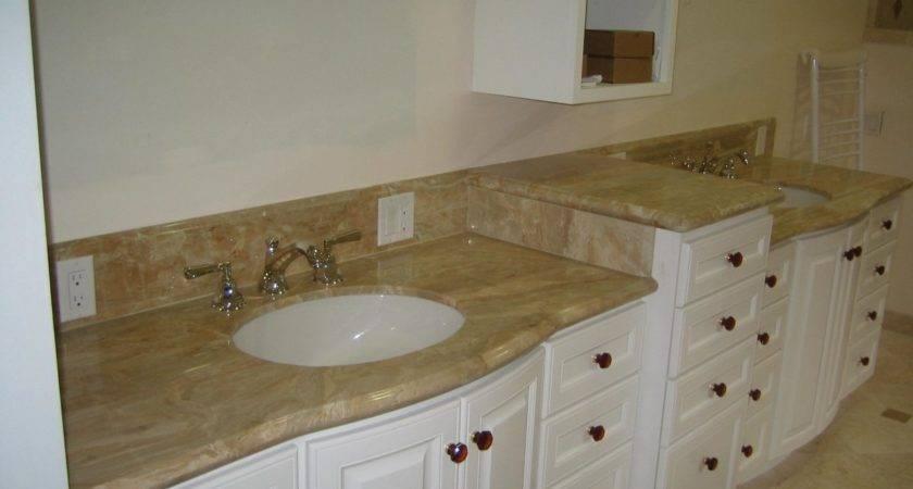 Bathroom Countertop Ideas Decoration Industry Standard Design