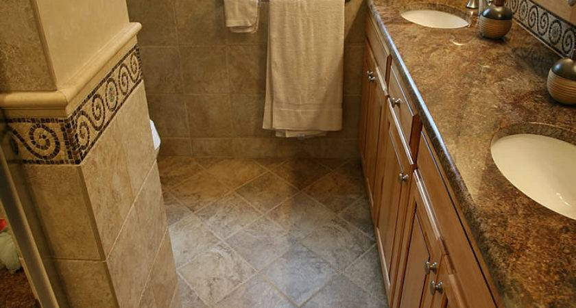 Bathroom Floor Tile Ideas Designs